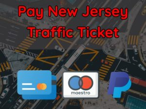 Pay NJMCDirect Traffic Tickets Online